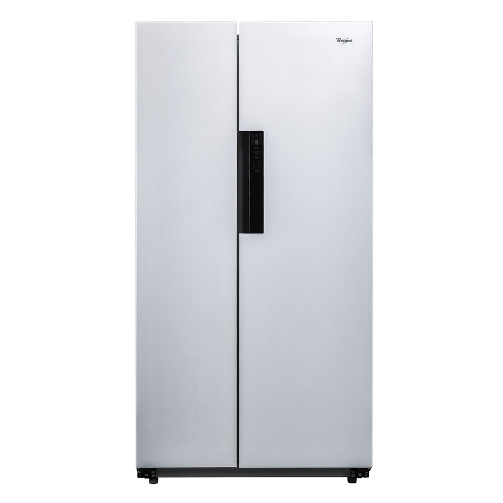 Whirlpool惠而浦 600L 4級變頻2門電冰箱 WHS600LW 展碁代理