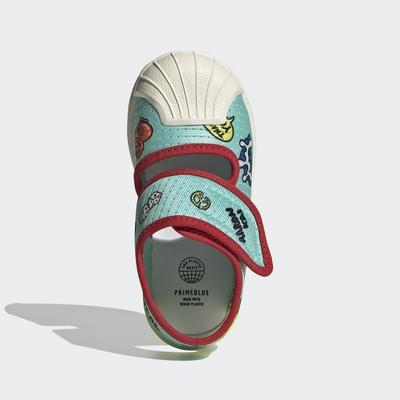 adidas SUPERSTAR 360 PRIMEBLUE 經典鞋 男童/女童 FX4860