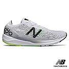 New Balance輕量跑鞋M890WB7-2E_男白色
