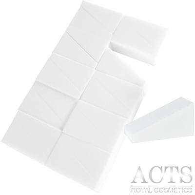【滿千8折】ACTS 維詩彩妝 高密度Q海綿 大梯形 20片入