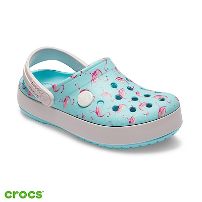 Crocs 卡駱馳 (童鞋) 紅鶴小卡駱班 205532-4O9