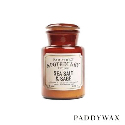 PADDYWAX 美國香氛 Apothecary 藥劑師系列 海鹽鼠尾草 226g