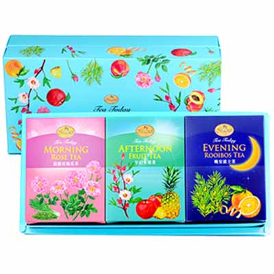曼寧 Tea Today生活茶集禮盒