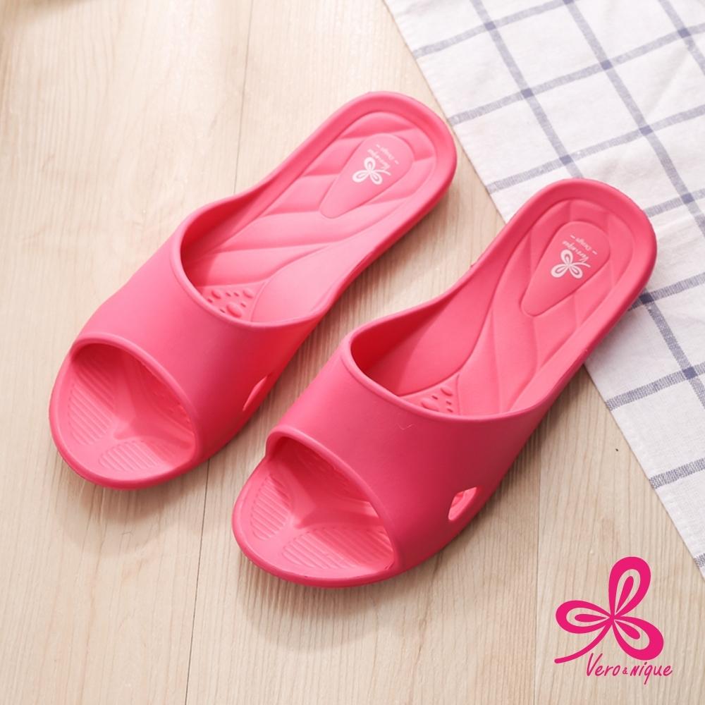 休閒拖鞋系列-舒適便利室內拖鞋-2入