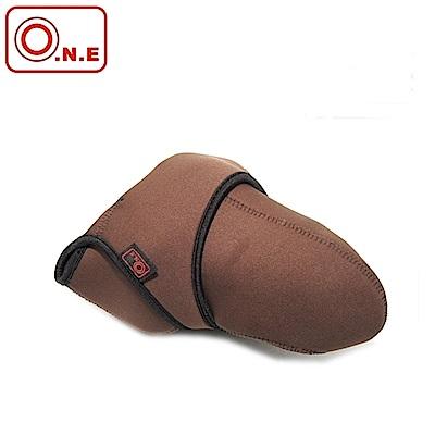 O.N.E相機包內膽包OC-4(中,棕黑,潛水布)