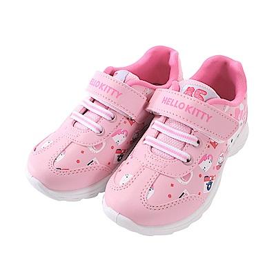 Hello kitty女童運動鞋 sk0743 魔法Baby