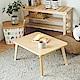 完美主義 和室桌/折疊桌/野餐桌/小茶几-2入組 product thumbnail 1
