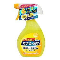 日本第一石鹼 浴室清潔噴霧-柑橘薄荷香(380ml)