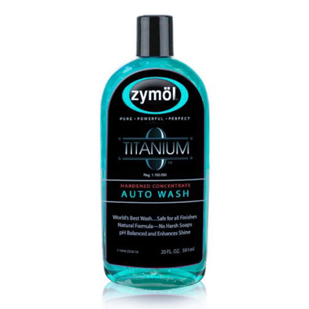 zymol 鈦淬煉洗車精 Titanium Auto Wash