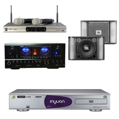 音圓 N2C+SUGAR A-500+JBL RM-8+MI-888(伴唱機 4TB+卡拉OK套組)