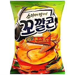 Lotte 樂天玉米脆餅-玉米濃湯風味(72g)