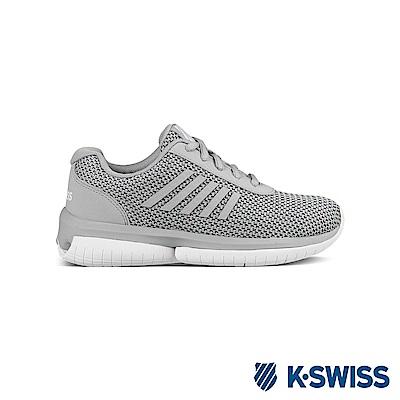 K-Swiss Tubes Infinity休閒運動鞋-童-灰/白