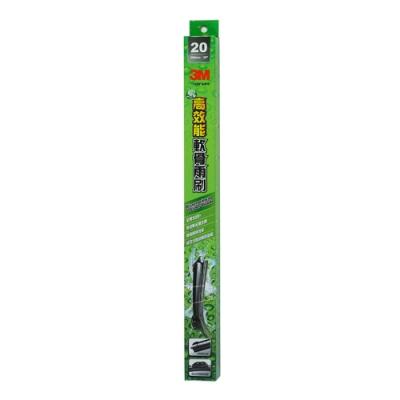[福利品出清] 3M 高效能軟骨雨刷20吋(2016年製)
