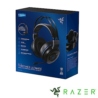 Razer 雷蛇 Thresher Ultimate (PS4) 戰戟鯊終極版
