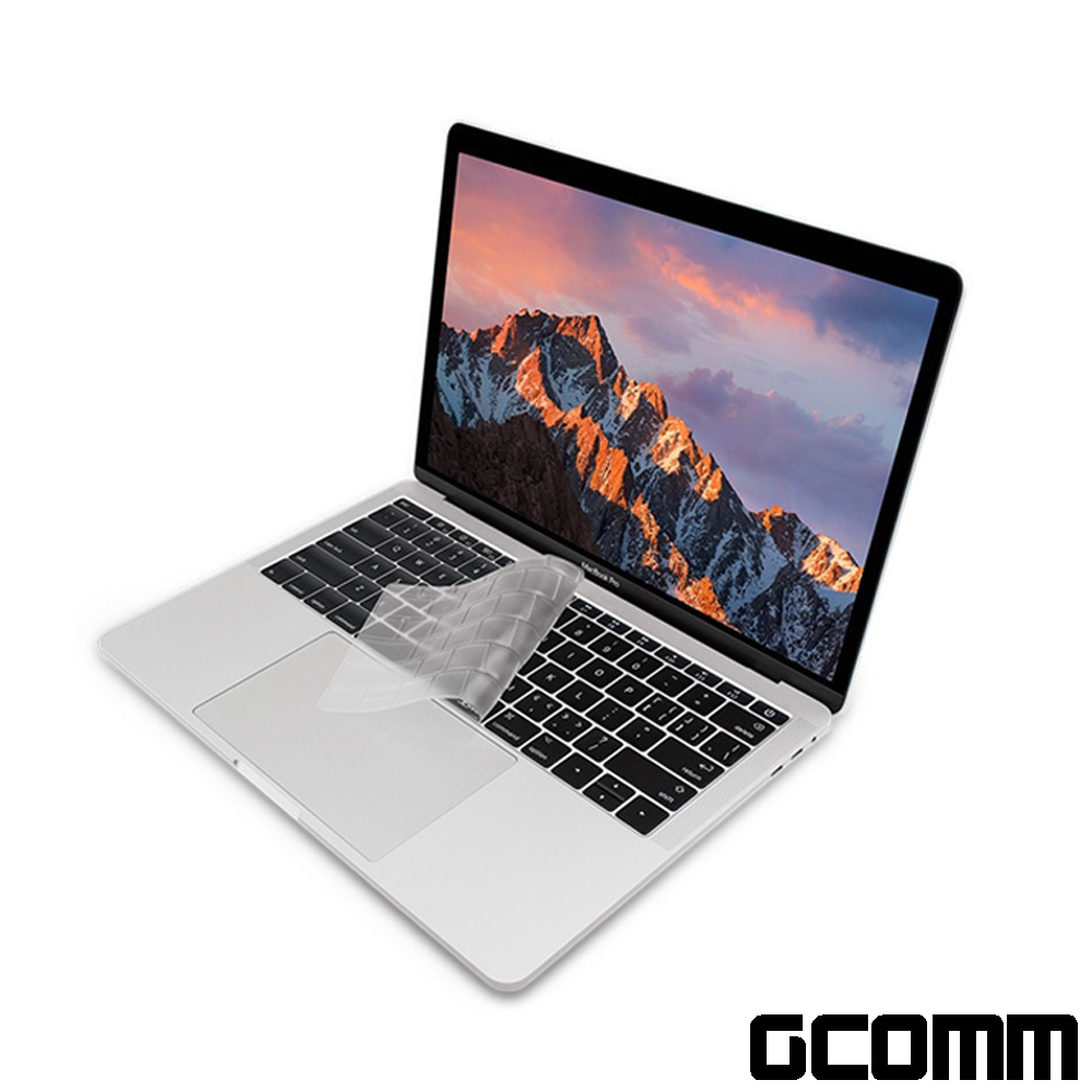 MacBook Pro A1708 No Touch Bar 13吋 鍵盤保護膜