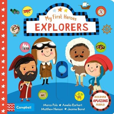 My First Heroes:Explorers 英雄系列操作書:探險家