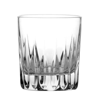 【Royal Duke】Violetta流線威士忌杯250ml(一體成形水晶杯)