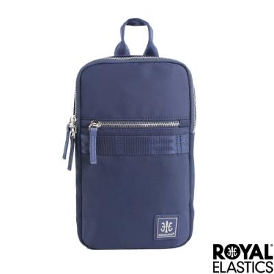 Royal Elastics - 經典單肩包 - Knight 闇黑騎士系列-深藍