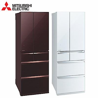 MITSUBISHI三菱 605L 1級變頻6門電冰箱 MR-WX61C