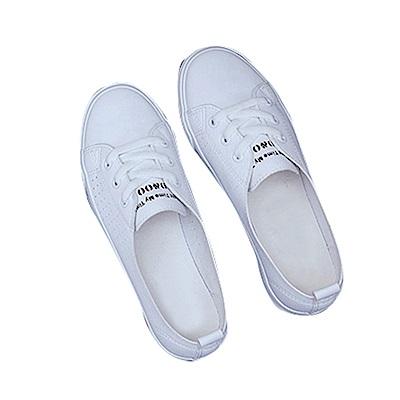 百搭鏤空休閒鞋 共二色 TATA