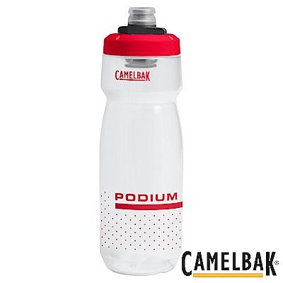 《CAMELBAK》噴射水瓶 豔紅 710ml (CB1875601071)