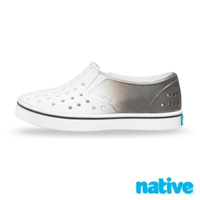 native 小童鞋 MILES 小邁斯鞋-太空漸變灰