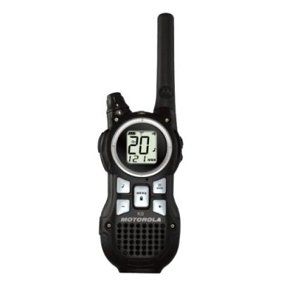 【MOTOROLA 】摩托羅拉 K9 免執照無線電對講機