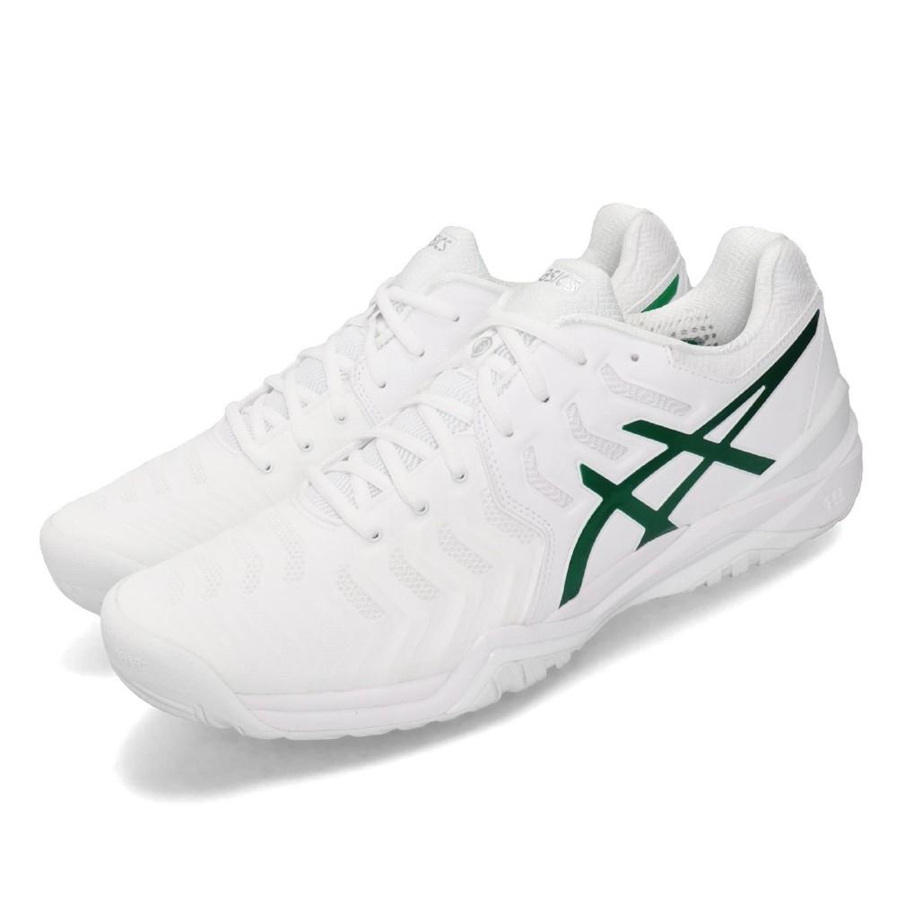 Asics 網球鞋 Gel Resolution 運動 男鞋