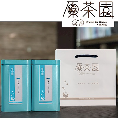 原茶園 台灣杉林溪高海拔烏龍茶(150gx4包)