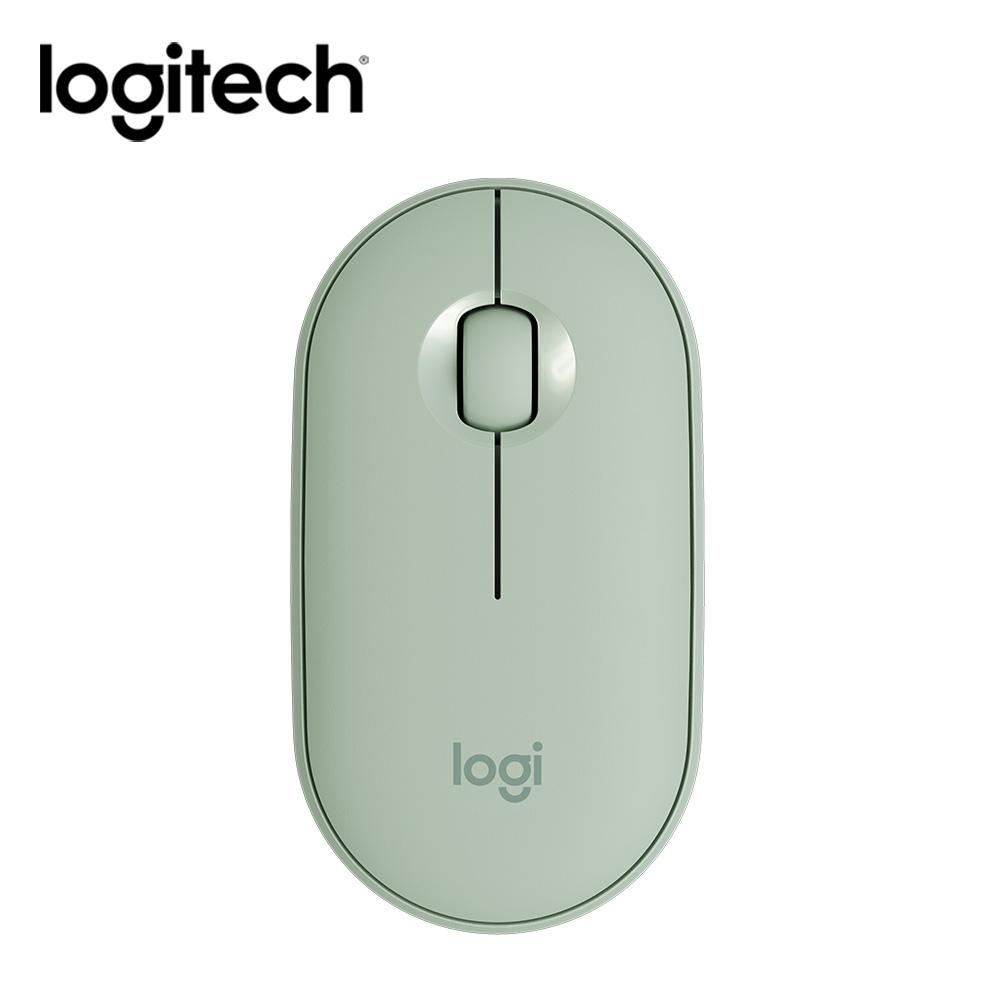 羅技 M350 鵝卵石無線滑鼠 product image 1