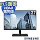SAMSUNG S27H850QFE 27型 2K液晶螢幕 product thumbnail 1