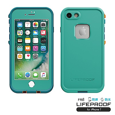 LIFEPROOF iPhone 7 專用 防水防雪防震防泥超強保護殼-FRE(...