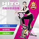 Hito 璽督 飛輪伸展健身機-健腹美背機
