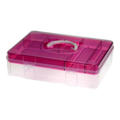 樹德 livinbox FUN貝兒手提箱(A4) TB-704