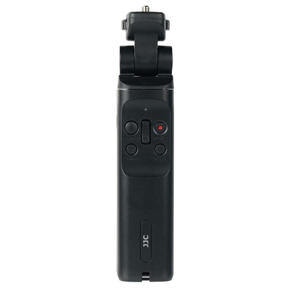 JJC副廠Sony桌上型垂直握把手三腳架遙控器TP-S2(可快門錄影;相容索尼原廠GP-VPT1遙控手炳三角架)遙控三腳架手把 適自拍Vlog直播