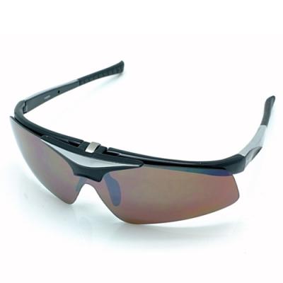 台灣PHOTOPLY可掀式大聯盟太陽眼鏡( 高貴黑+CD12藍光鏡備片)