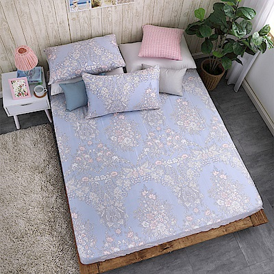 岱思夢 加大100%天絲床包枕套三件組 韻律