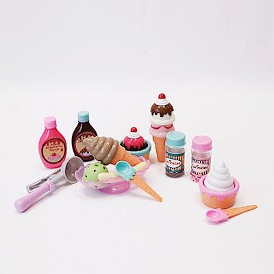 美國 B.Toys 甜蜜蜜霜淇淋_PlayCiRcle系列