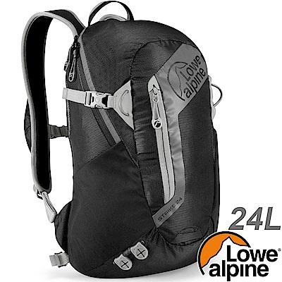 Lowe Alpine Strike 24L運動休閒健行背包_BK黑 登山旅行背包