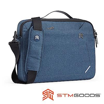澳洲 STM Myth 夢幻系列 (13 ) 菁英筆電側背包 - 石板藍