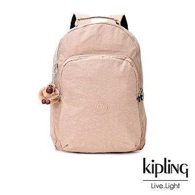 Kipling 瑪奇朵素面後背包(大)
