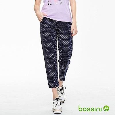 bossini女裝-彈性修身褲06葡萄色