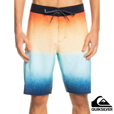 【QUIKSILVER】SURFSILK SLAB 20 衝浪褲 橘色