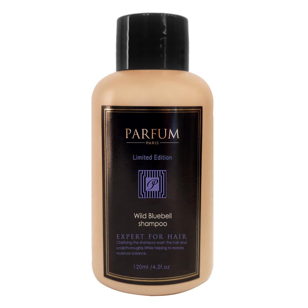 Parfum 巴黎帕芬 香氛精油洗髮精120ml(多款可選)