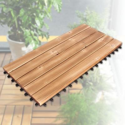 (5入組) Incare 實木日式拼接隔水地板 60x30cm