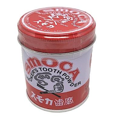 日本 SMOCA 牙膏粉 紅罐 一般款 155g