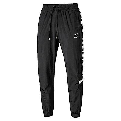 PUMA-男性流行系列XTG長風褲-黑色-歐規