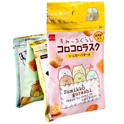 OYATSU 4連角落生物一口酥餅乾(48g)