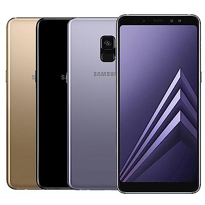 【拆封逾期品】SAMSUNG Galaxy A8+ (2018) 智慧手機