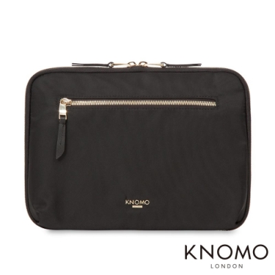 KNOMO 英國 Knomad 數位收纳包 -黑色 10.5 吋